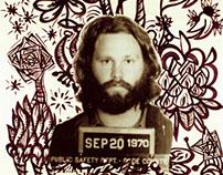Retratos de buenos músicos en la carcel