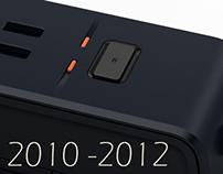 Product Design 2010 - 2012