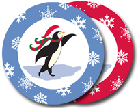 HOLIDAY | Penguin Skate Soiree Collection
