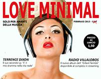 """LOVE MINIMAL"" / Erica Pittalis"