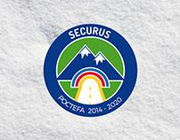 Logotipo Proyecto SECURUS. POCTEFA 2014 - 2020