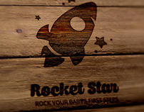 Rocket Star Logo