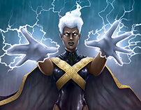 My Tribute to Storm
