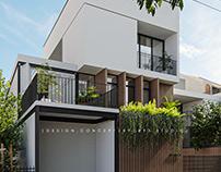 ATI house  CGI and Design by 893.studio (renovation)