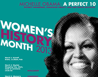 Women's History Month at Ripon College