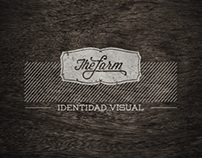 · the farm · visual identity