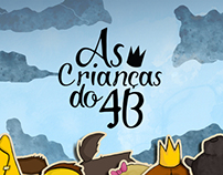 As crianças do 4B - Book for Ipad