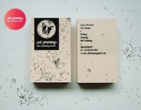 Pet Grooming_Business Cards