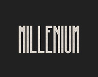 Millenium Book cover