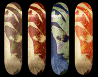 Madonna of Bruges Skateboards