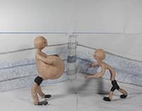 Stopmotion Wrestling