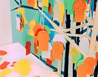 Tanabata T-shirts for UniQlo
