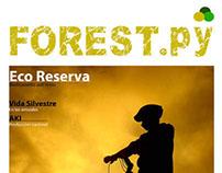 Revista Forest Proyect University