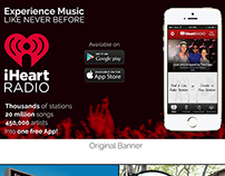 iHeart Radio Banner