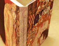 Gustav Klimt | Projeto gráfico de livro
