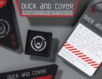 Duck and Cover  - Branding