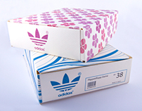 Adidas Packaging Design