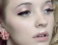 Makeup for Daniela Majic Photography: Beauty Shots