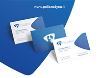 Brand identity per Polizza4you