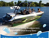 Larson Boats Ad