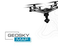 GeoSkyMap - logo