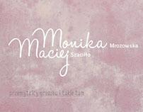 Monika Mrozowska and Maciej Szaciłło website