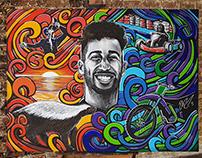 Daniel Ricciardo Portrait