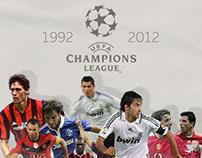 Şampiyonlar Ligi 20 Yıl / Champions League 20 Years