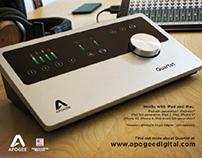 Print Advertising - Apogee