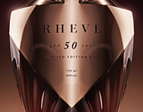 Rheve, Luxury rum bottle concept