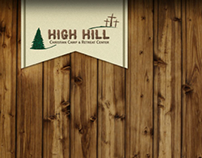 High Hill Camp Website