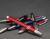 Kugelschreiber, Werbeartikel