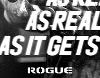 Rogue Fitness Rebrand