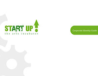 """STARTUP"" Corporate Identity Manual"