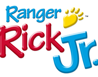 Introducing, Ranger Rick Jr.