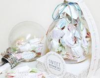 Sweet Botanicals Packaging