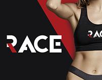 Race | Logo Design