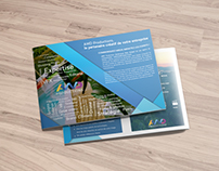 A4 landscape brochure - AWD Productions