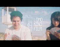 lomokino film: tabo