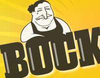 Bock, New Typeface