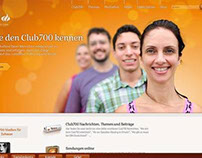 Club700 Website