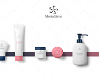 Brand cosmétic pack