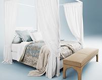 Bed model!