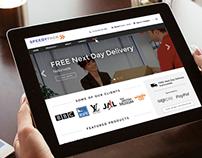 Speedy Pack Responsive Website Re-Design