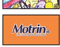 Storyboard: Motrin Ad