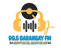 99.5 Barangay FM Tees