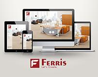 Ferris - Branding & Web