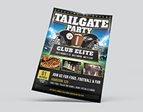 Steelers vs. Ravens Tailgate Party
