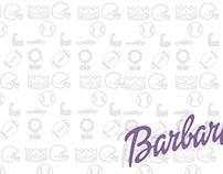 BARBARA: Product design and branding