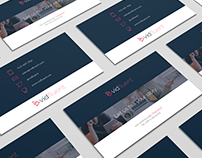 Business Card Design // Special Promotion